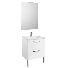 Pack mueble 60cm blanco The Gap Roca