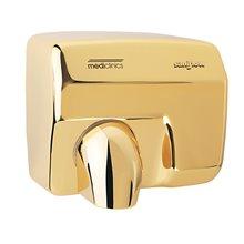Secamanos automático oro Saniflow Mediclinics