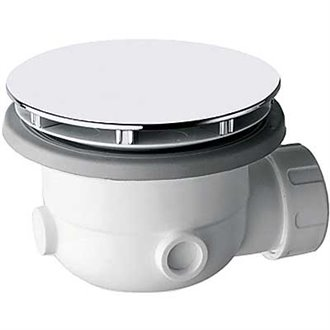 Válvula desagüe sifónico para plato de ducha Ø120 TRES