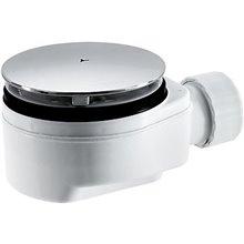 Válvula desagüe sifónico para plato de ducha Ø118 TRES