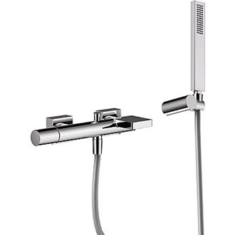 Grifo de bañera-ducha caño cascada PROJECT TRES