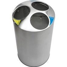 Papelera reciclaje 150 L NOFER