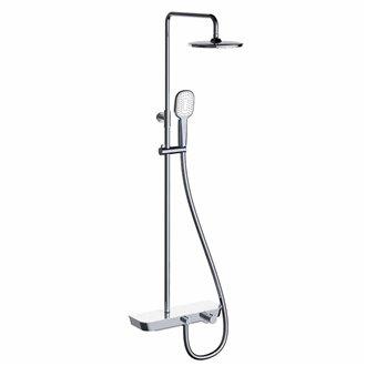 Columna de ducha termostática Nine Elegance