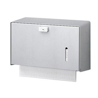 Dispensador 200/250 toallas aluminio Mediclinics