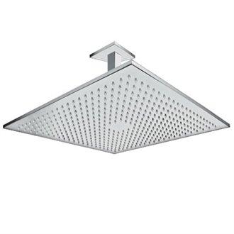 Rociador ducha 45x45 con brazo a techo TRES