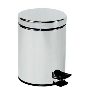 Papelera higiénica con pedal 30 L NOFER