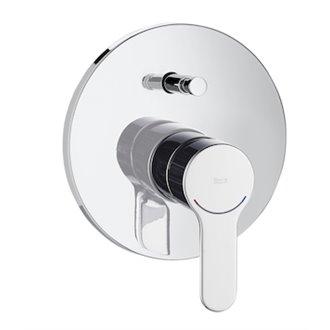 Grifo empotrable baño-ducha con inversor L20 Roca