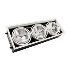 Foco LED Cree-Cob direccionable 47x17x10cm 45W