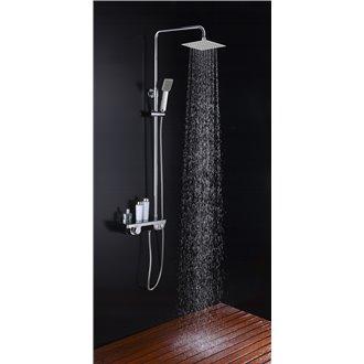 Combi de ducha termoestático ARCTIC QUAD Llavisan