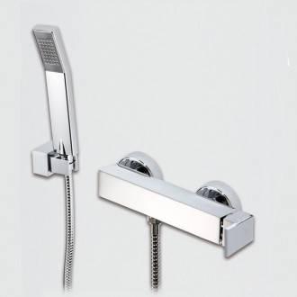 Grifo monomando ducha Petra