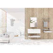 Mueble mate con lavabo the grid COSMIC