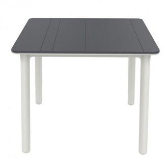 Mesa gris y blanca NOA de Resol
