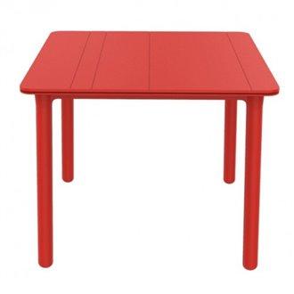 Mesa roja NOA de Resol