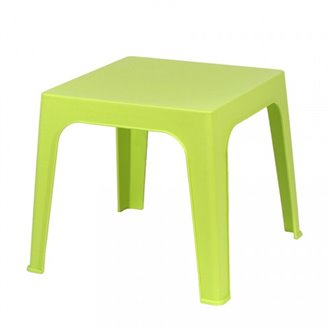 Set de 4 mesas infantiles verde lima Julieta Resol