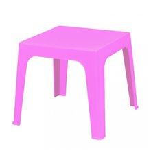 Set de 4 mesas infantiles rosa Julieta Resol