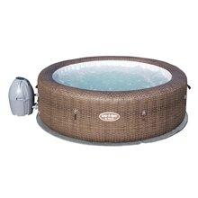 Spa hinchable Bestway Lay-Z-Spa St. Moritz