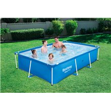 Piscina infantil 259cm Steel Pro Splash Bestway