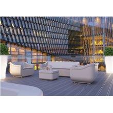 Sofá de exterior arena CLUB de Resol