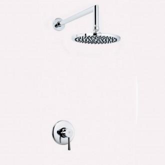 Conjunto ducha a pared RODA
