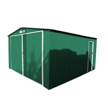 Garaje metálico 16m² Norfolk Gardiun
