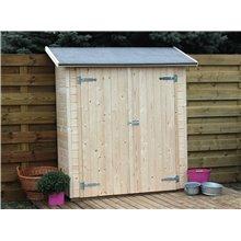 Cobertizo madera 1,19m² Marge Gardiun
