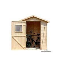 Cobertizo madera 2,74m² Juliette Gardiun