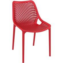 Pack de 4 sillas rojas Air Resol