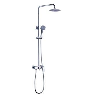 Conjunto de ducha monomando redondo CANO - OXEN