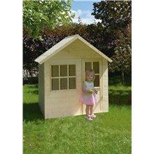 Casita infantil 1,07m² Heidi Outdoor Toys