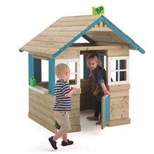 Casita infantil 1,04m² Bramble Outdoor Toys