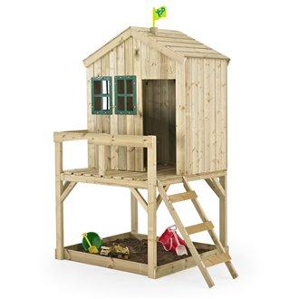 Casita infantil 1,5m² Forest Outdoor Toys