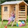 Casita infantil 2,28m² Maya Outdoor Toys