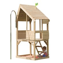 Casita infantil 1,64m² Chalet Outdoor Toys