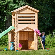 Casita infantil 5,81m² Willy Outdoor Toys