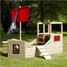 Estación de juegos barco pirata Outdoor Toys