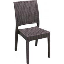 Pack de 4 sillas marrón Indiana Resol