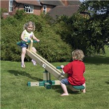 Balancín infantil de madera Outdoor Toys