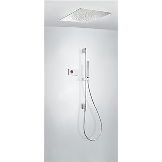 Kit de ducha termostático electrónico SHOWER TECHNOLOGY TRES