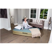 Cama hinchable twinsize Refined Fortech Bestway