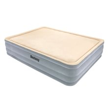 Cama hinchable Raised Foamtop Confort Bestway