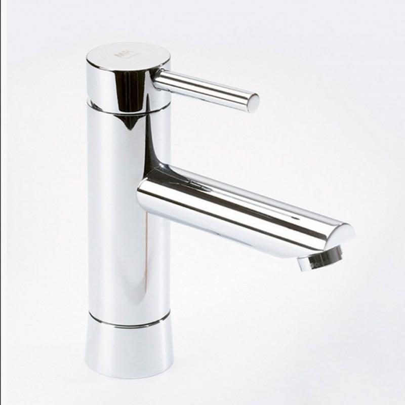 Grifo monomando lavabo caño alto Delta 06