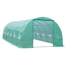 Invernadero verde 800x300x200 Outsunny