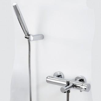 Grifo monomando bañera con ducha Delta 06