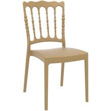 Pack de 4 sillas doradas Napoleon Resol