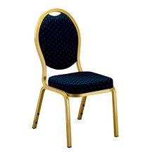 Conjunto de 12 sillas azul Ópera Resol