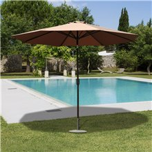 Parasol Reclinable Café Outsunny