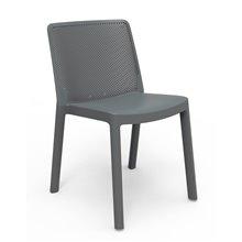 Set de 4 sillas gris oscuro Fresh Resol