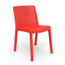Pack de 4 sillas rojas Fresh Resol