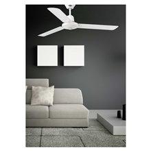 Ventilador blanco ECO INDUS de Faro