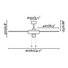 Ventilador aluminio FACTORY de Faro